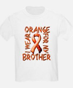 I Wear Orange for my Brother.png T-Shirt