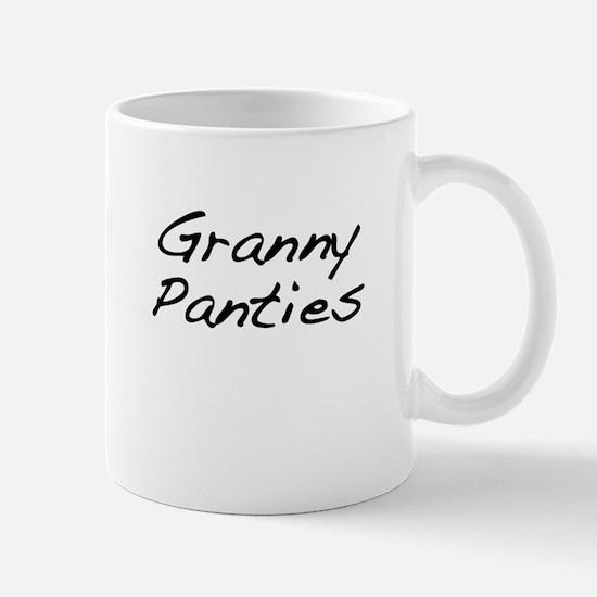 Granny Panties Mug