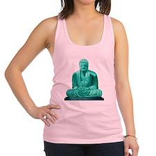 Buddha Jade Racerback Tank Top