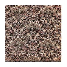 Haunted Victorian Wallpaper Tile Coaster