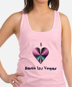 I Love North Las Vegas #2 Racerback Tank Top