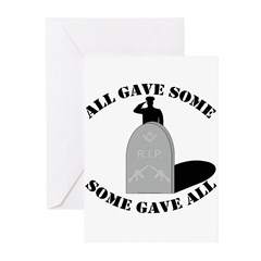 Our Brave Brother Masons Greeting Cards (Pk of 20)