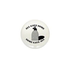 Our Brave Brother Masons Mini Button (10 pack)