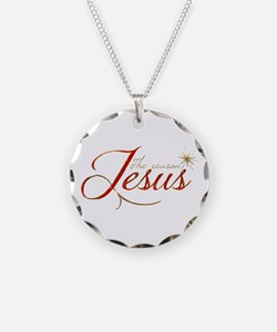Jesus is the reason for the season Necklace