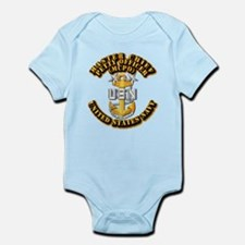Navy - CPO - MCPO Infant Bodysuit