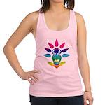 Rainbow Yogi Racerback Tank Top