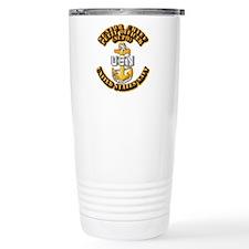 Navy - CPO - SCPO Travel Mug