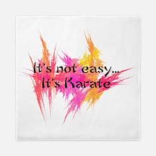 It's Not Easy - Karate Queen Duvet