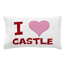 IheartCastle Pillow Case