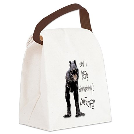 Can I mommy png.png Canvas Lunch Bag