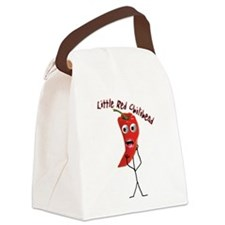 Chili png.png Canvas Lunch Bag