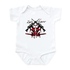 Zombie Whisperer Infant Bodysuit