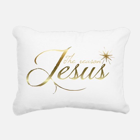 Jesus is the reason for the season Rectangular Can