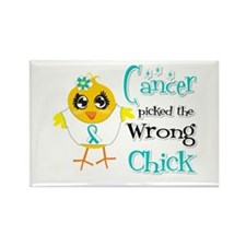 Cervical Cancer Picked The Wrong Chick Rectangle M