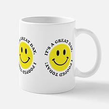 I Pooed Today! Small Small Mug
