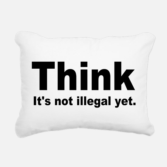 THINK ITS NOT ILLEGAL YET.png Rectangular Canvas P