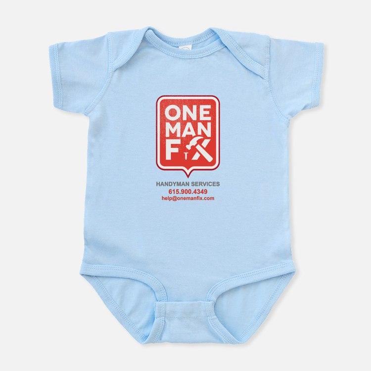 One Man Fix -Infant Bodysuit