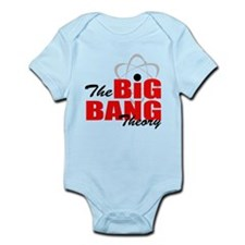 Big bang theory Infant Bodysuit