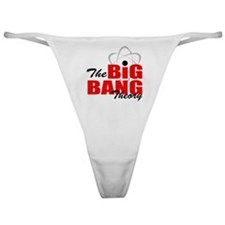 Big bang theory Classic Thong