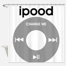 iPood, Funny Baby, iPod Shower Curtain