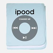 iPood, Funny Baby, iPod baby blanket