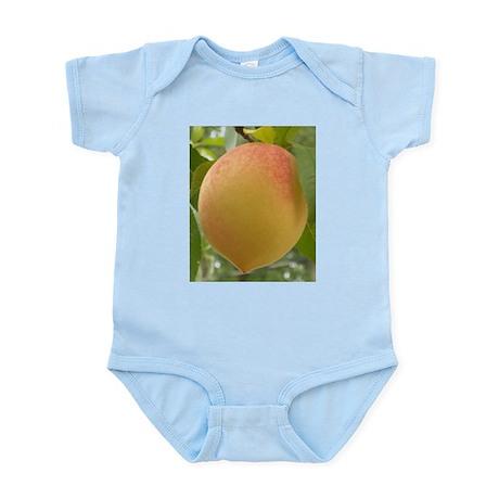 Pretty As a Peach Infant Bodysuit