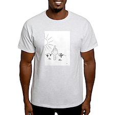 Finger Cactus T-Shirt