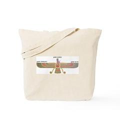 Faravahar Tote Bag