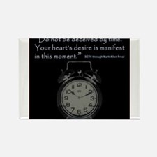 Heart's Desire Rectangle Magnet