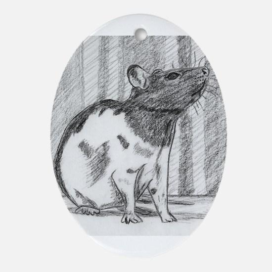 Pocket Pet Ornament (Oval)
