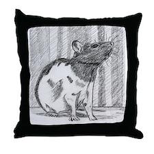 Pocket Pet Throw Pillow