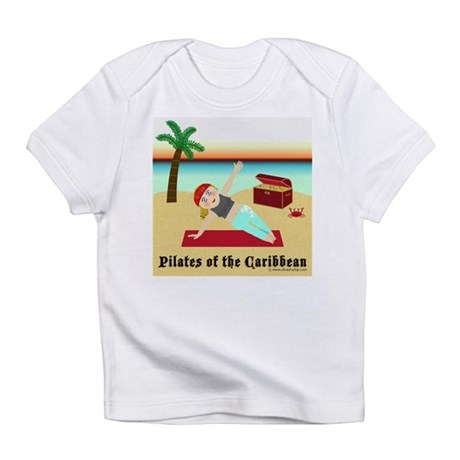 Pilates of the Caribbean Infant T-Shirt
