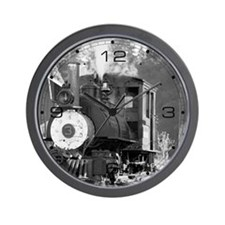 Roaring Camp Narrow Gauge Wall Clock