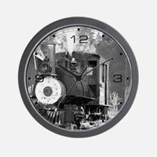 Roaring Camp Narrow Gauge Wall Clock