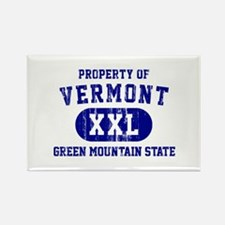 Property of Vermont, Green Mountain State Rectangl