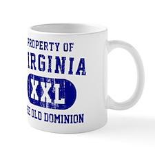 Property of Virginia the Old Dominion Mug