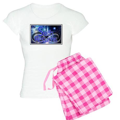Seth Returns Logo Women's Light Pajamas