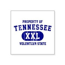 Property of Tennessee, Volunteer State Square Stic