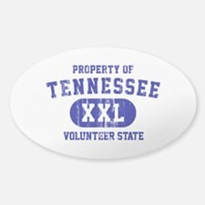 Property of Tennessee, Volunteer State Decal