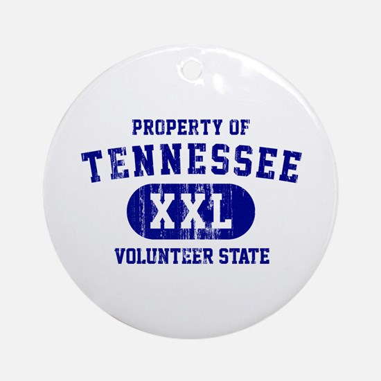 Property of Tennessee, Volunteer State Ornament (R