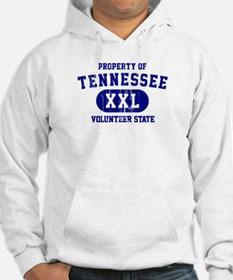 Property of Tennessee, Volunteer State Hoodie