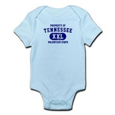 Property of Tennessee, Volunteer State Infant Body