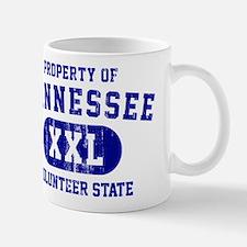 Property of Tennessee, Volunteer State Mug