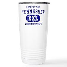 Property of Tennessee, Volunteer State Travel Mug