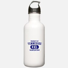 Property of Tennessee, Volunteer State Water Bottle