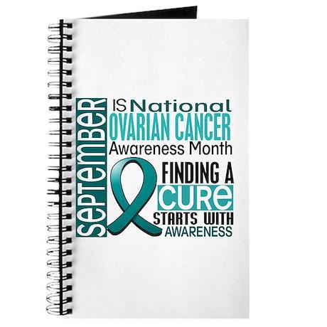 Ovarian Cancer Awareness Month Journal