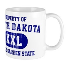 Property of North Dakota the Peace Garden State Mu