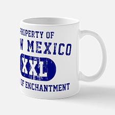 Property of New Mexico the Land of Enchantment Mug