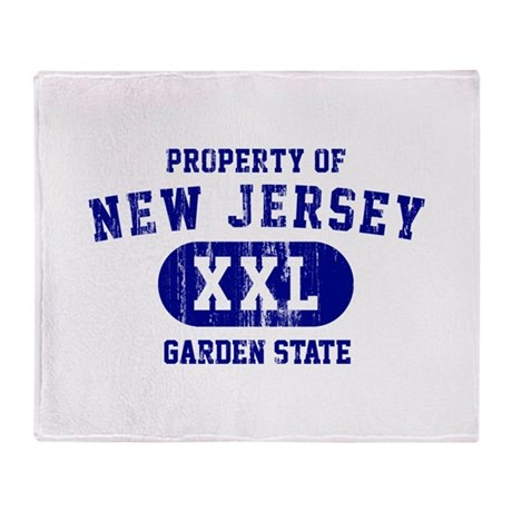 Property of New Jersey the Garden State Stadium B