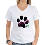 I Believe in Second Chances Women's V-Neck T-Shirt